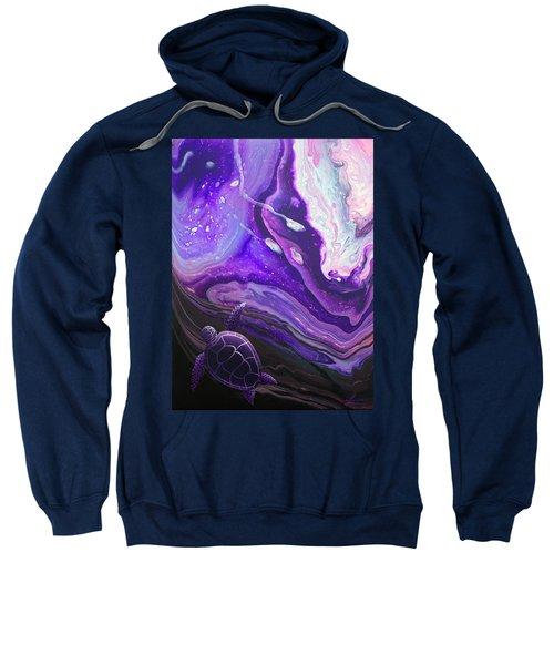 Purple Munchkin Sweatshirt