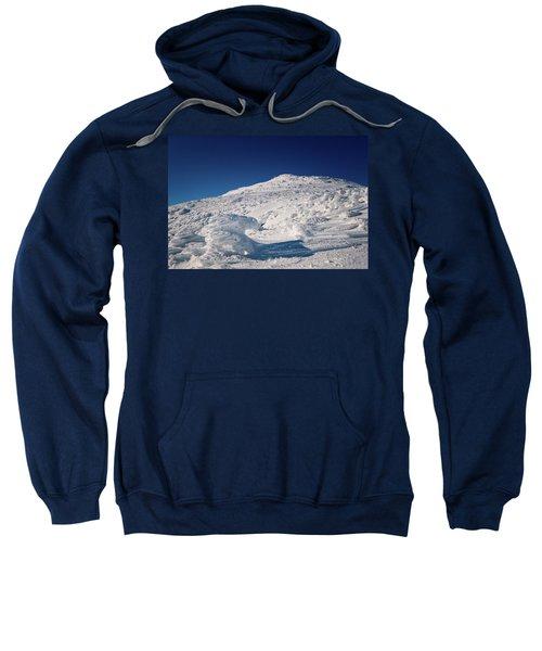 Rime And Snow, And Mountain Trolls. Sweatshirt