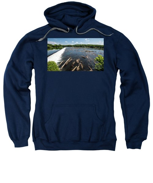 Savannah River Rapids - Augusta Ga Sweatshirt