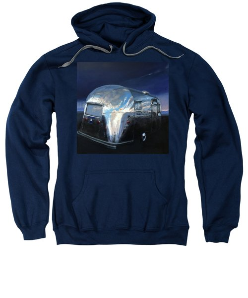 Shelter From The Approaching Storm Sweatshirt
