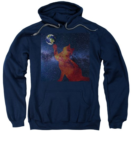 Star Cat Sweatshirt