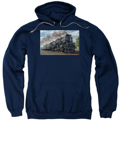 Steam Train  Sweatshirt