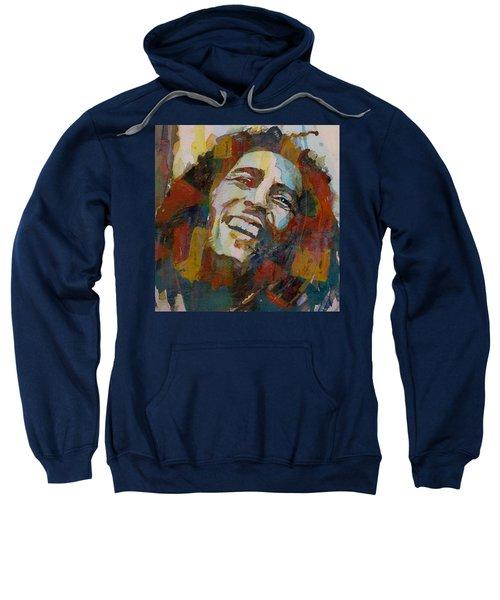 Stir It Up - Retro - Bob Marley Sweatshirt