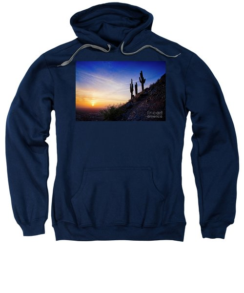 Sunset In The Desert Sweatshirt
