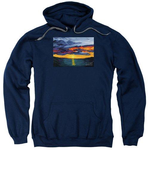 Sunset Streak Sweatshirt