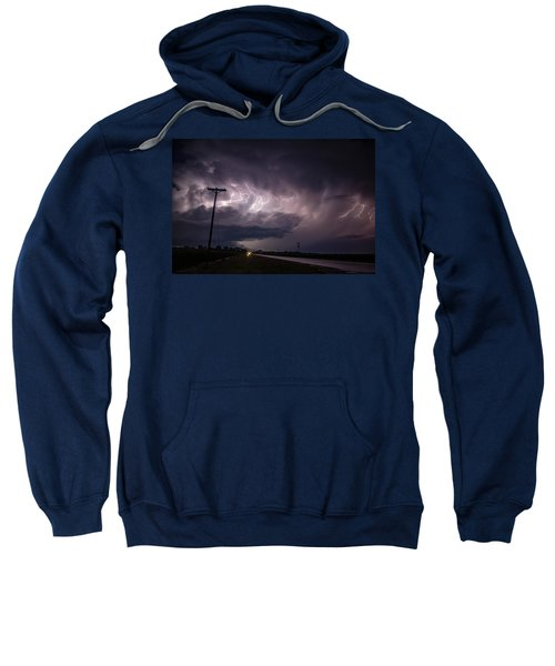 The Best Supercell Of The Summer 040 Sweatshirt