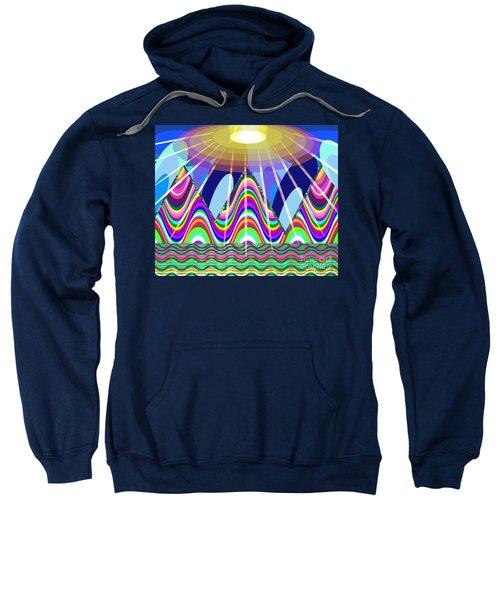 The End Of The Rainbow Sweatshirt