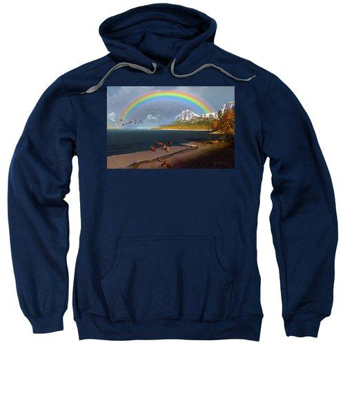 The Rings Of Eden Sweatshirt