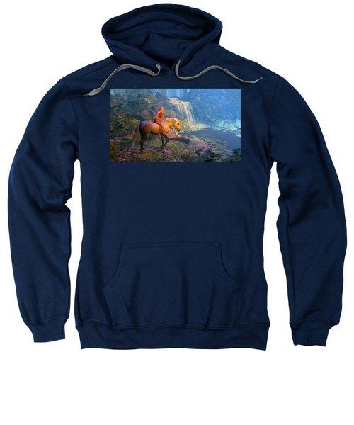The Silver Horn Sweatshirt
