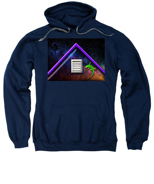 There Must Be Some Way Out Of Here Sweatshirt