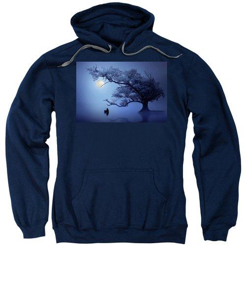 Under The Moon Sweatshirt
