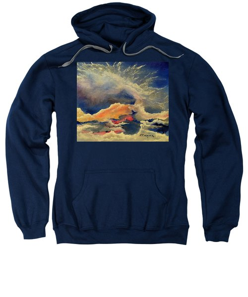Wake. Up. Now. Sweatshirt