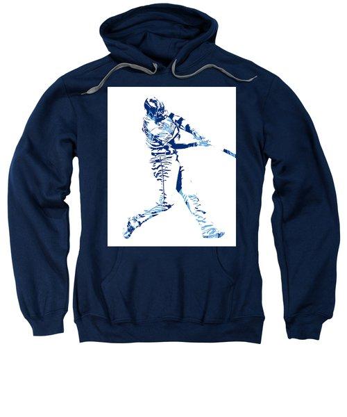 Whit Merrifield Kansas City Royals Pixel Art 1 Sweatshirt