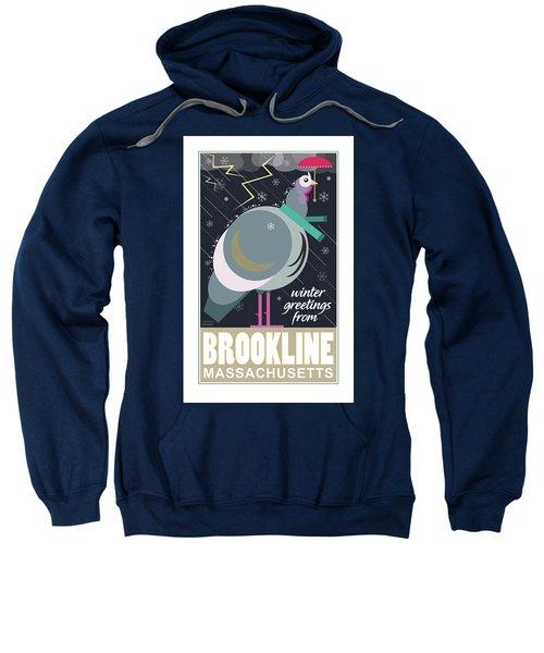 Winter Greetings Sweatshirt