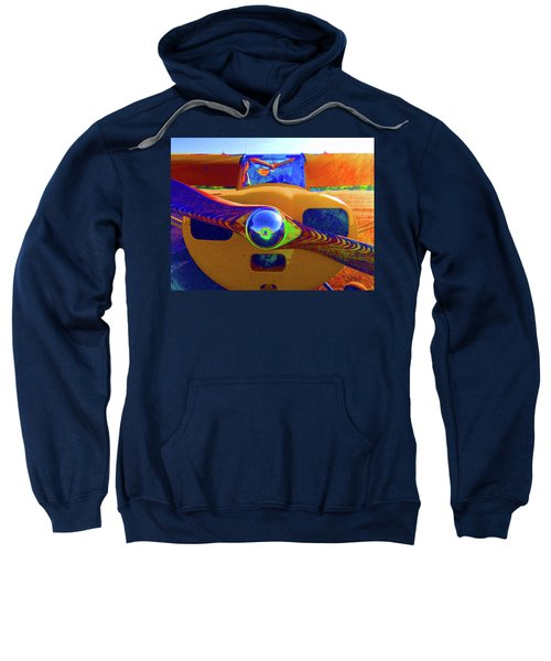 Wooden Prop Sweatshirt