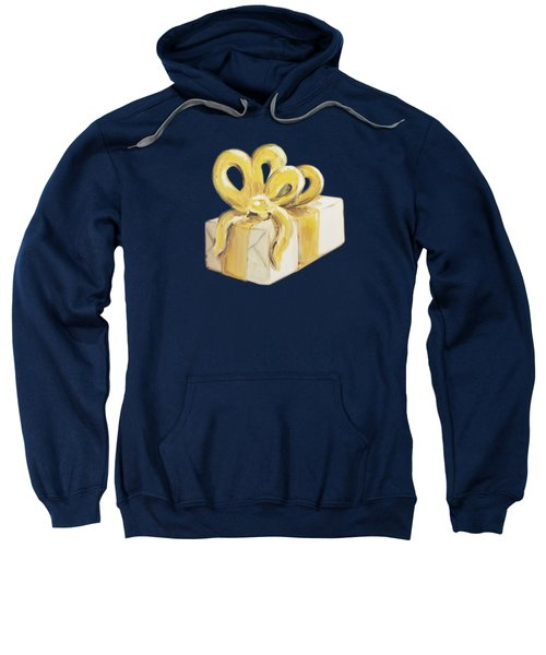 Yellow Present Sweatshirt