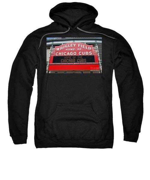 0334 Wrigley Field Sweatshirt