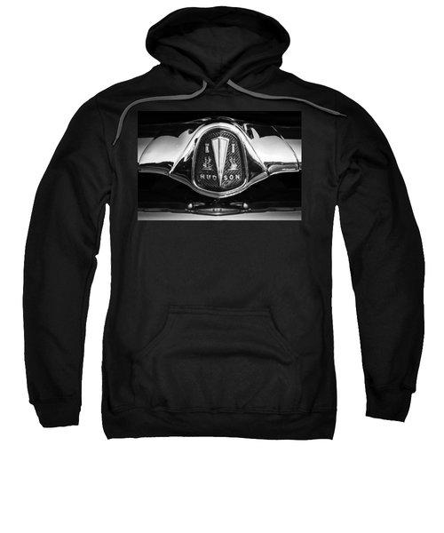 1953 Hudson Hornet Sedan Emblem Sweatshirt