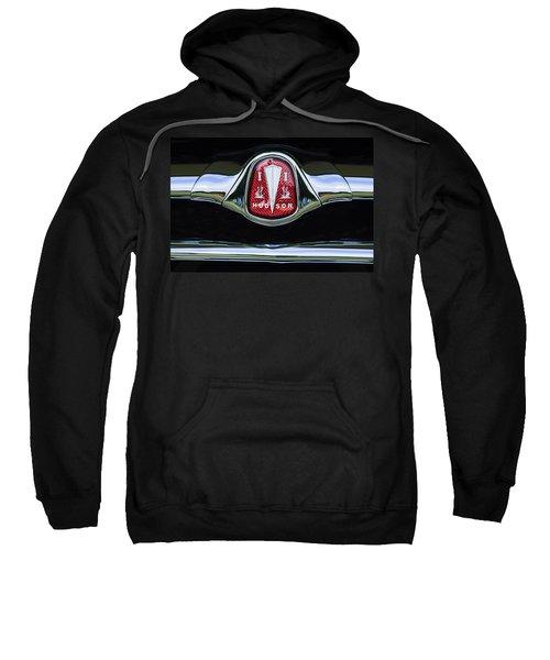 1953 Hudson Twin Hornet Grille Emblem Sweatshirt