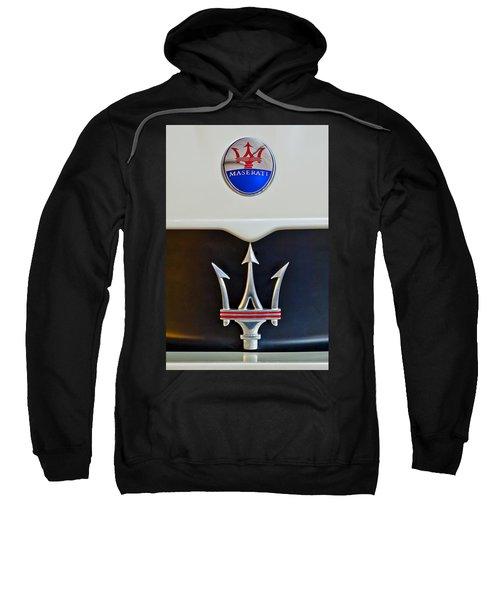 2005 Maserati Mc12 Hood Emblem Sweatshirt