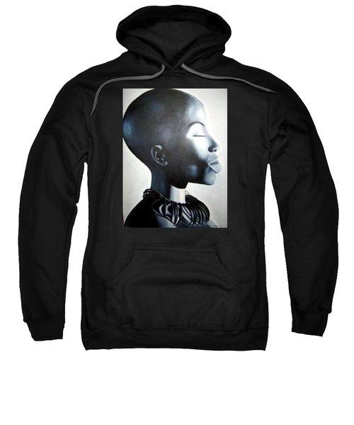 African Elegance - Original Artwork Sweatshirt