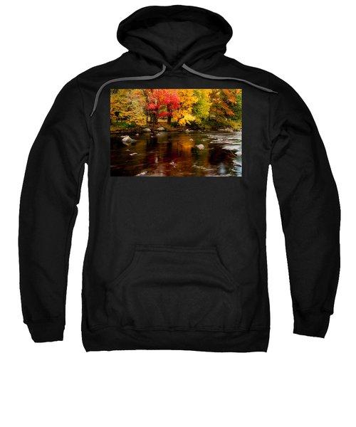 Autumn Colors Reflected Sweatshirt