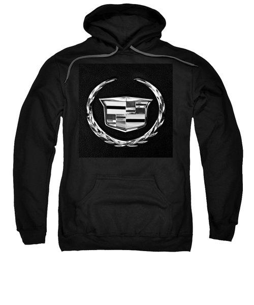 Cadillac Emblem Sweatshirt