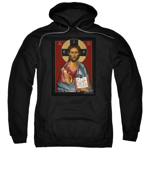 Christ All Merciful 022 Sweatshirt