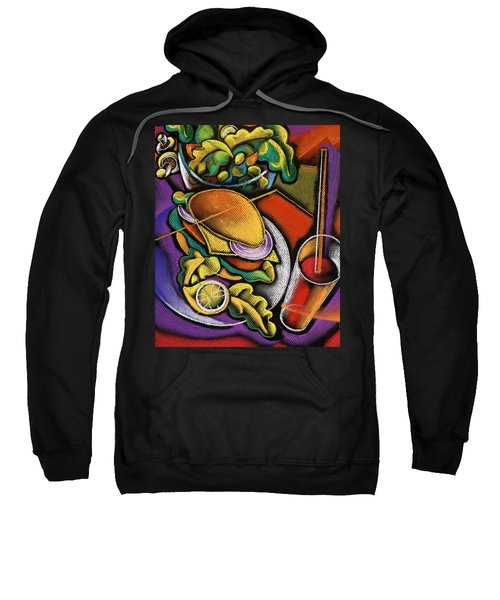 Food And Beverage Sweatshirt