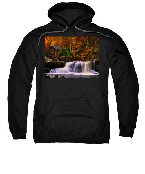 Glade Creek Grist Mill Sweatshirt