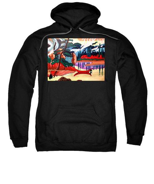 Island Fantasy Sweatshirt