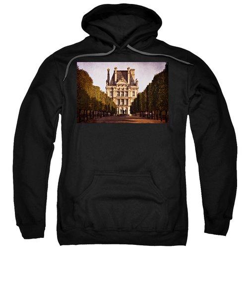 Jardin Des Tuileries / Paris Sweatshirt