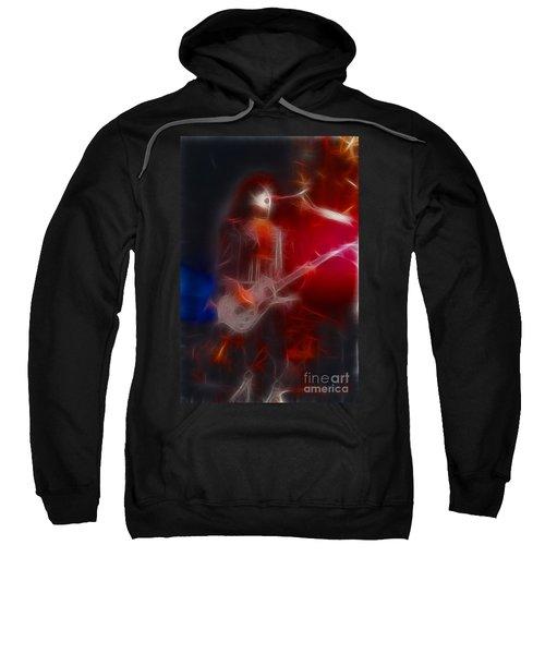 Kiss-paul-a13-fractal Sweatshirt