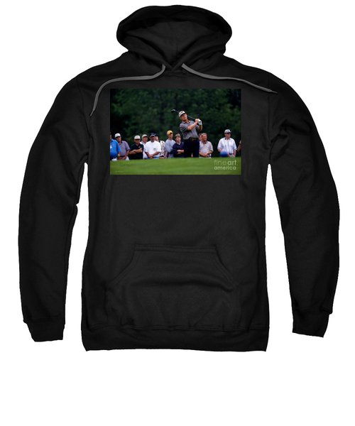 12w334 Jack Nicklaus At The Memorial Tournament Photo Sweatshirt