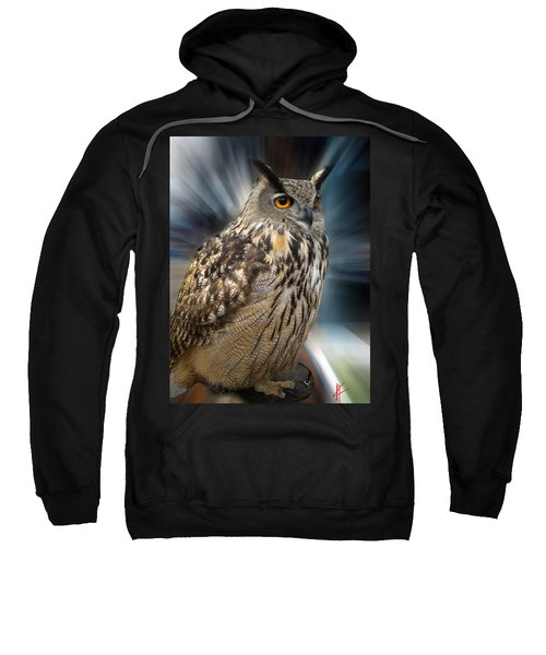 Owl Alba Spain  Sweatshirt