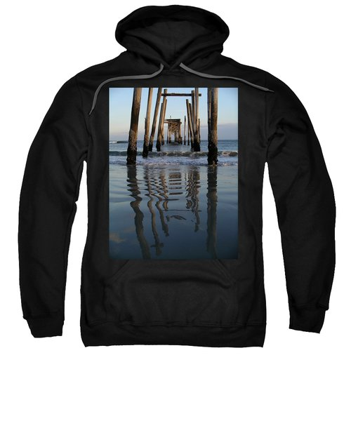 Pier Reflections Sweatshirt