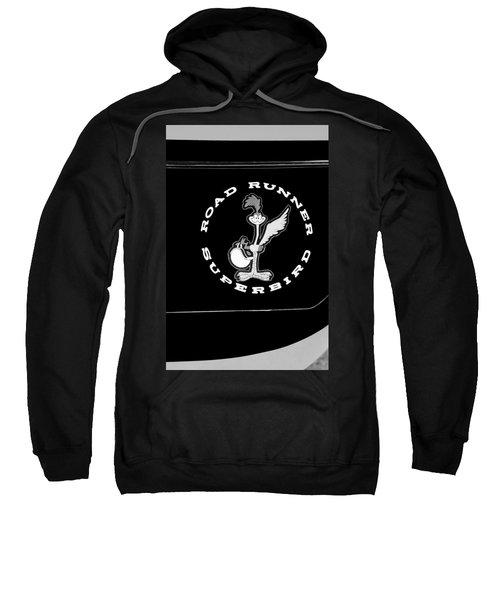Road Runner Superbird Emblem Sweatshirt