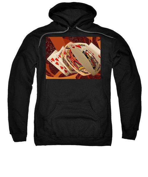 Royal Flush Sweatshirt