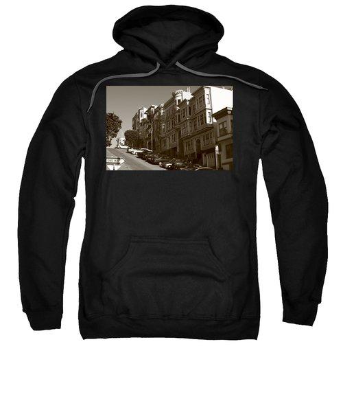San Francisco Hills  Sweatshirt
