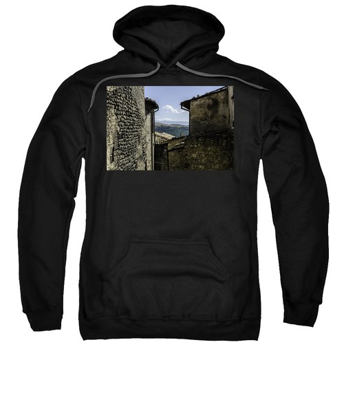 Santo Stefano Di Sessanio - Italy  Sweatshirt