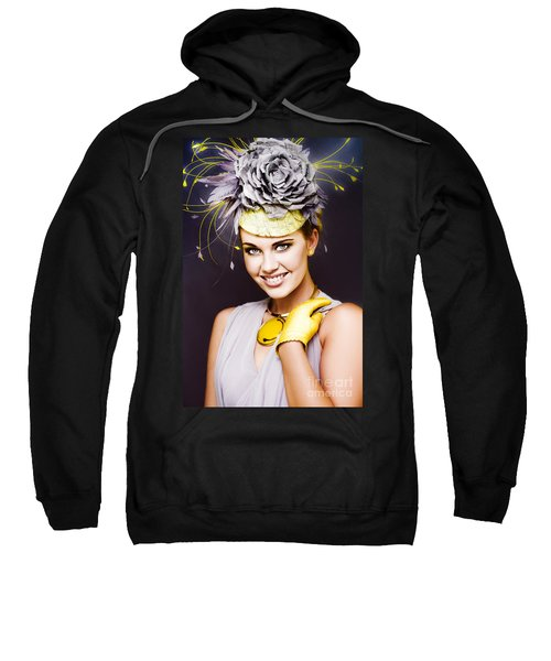 Spring Carnival Beauty Sweatshirt