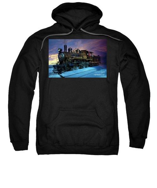 Steam Engine Nevada Northern Sweatshirt