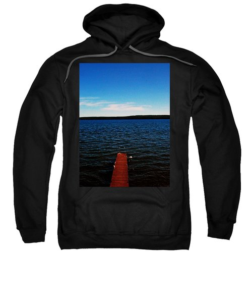 The End Of The Line Sweatshirt