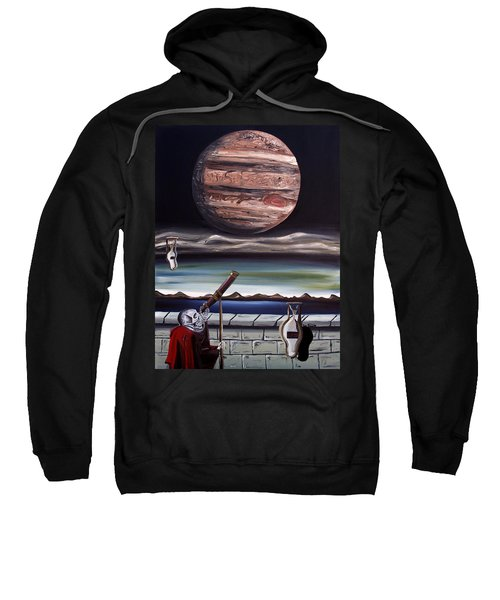 The Eternal Staring Contest Sweatshirt