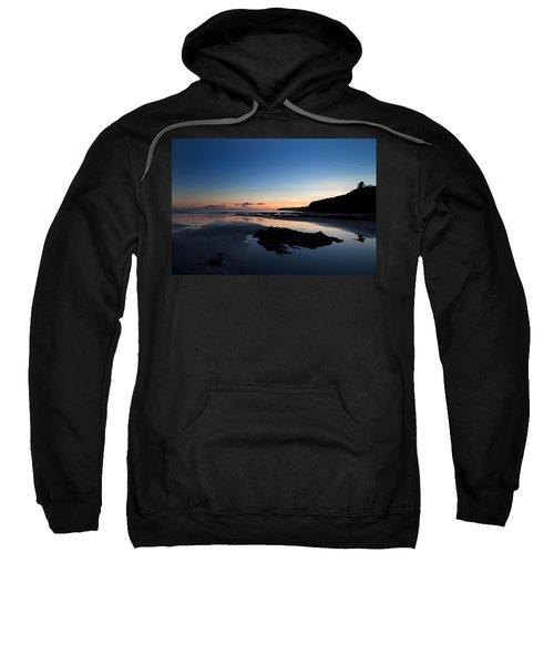 The Metal Man On Newtown Head, Tramore Sweatshirt