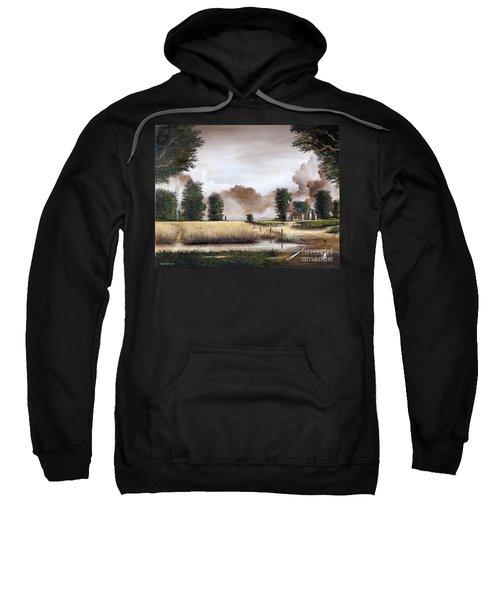 Through The Cornfield Sweatshirt