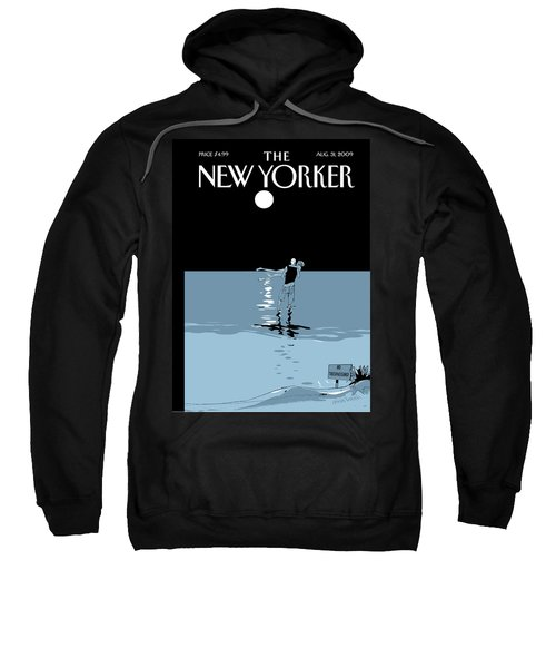New Yorker August 31st, 2009 Sweatshirt