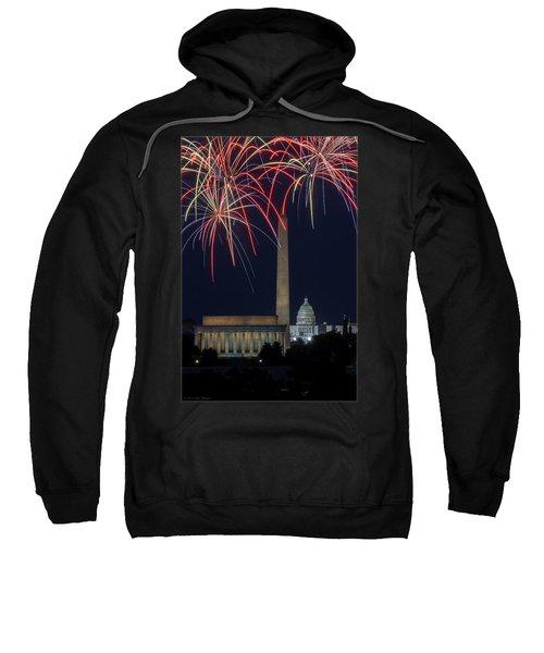Washington Dc Fourth 3 Sweatshirt
