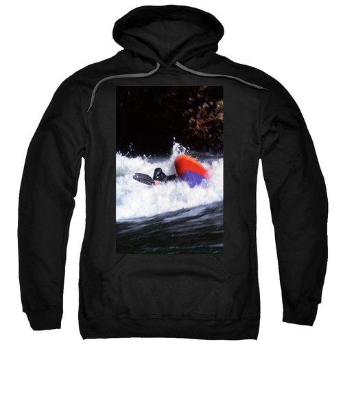 Whitewater Kayak Rodeo, British Sweatshirt