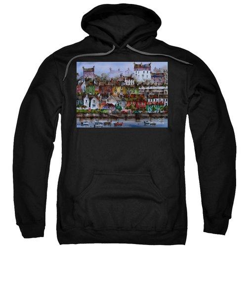 107 Windows Of Kinsale Co Cork Sweatshirt
